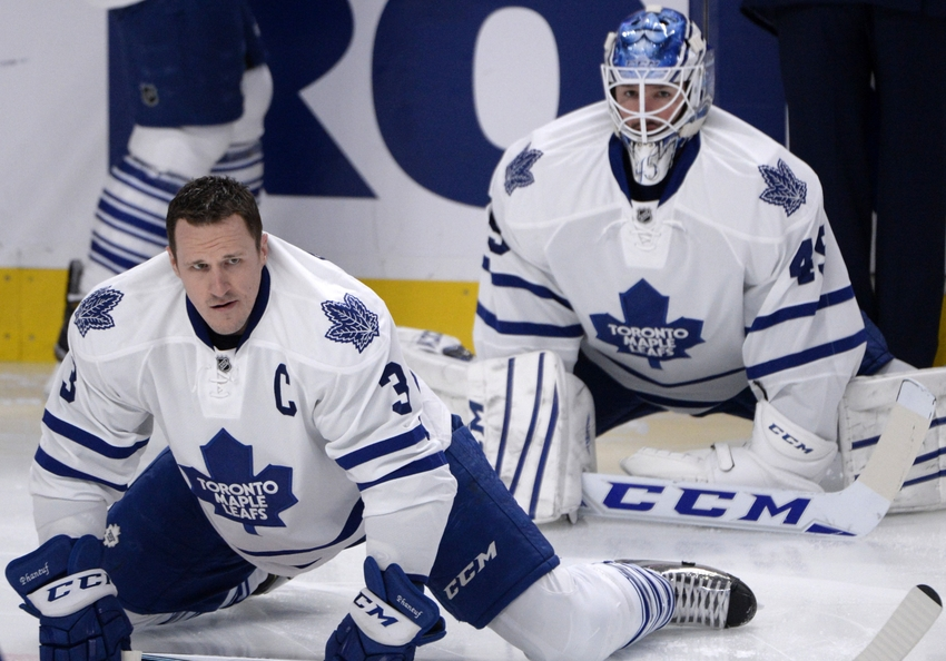 Maple leafs trade options