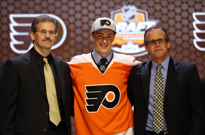 flyers 1st round draft picks