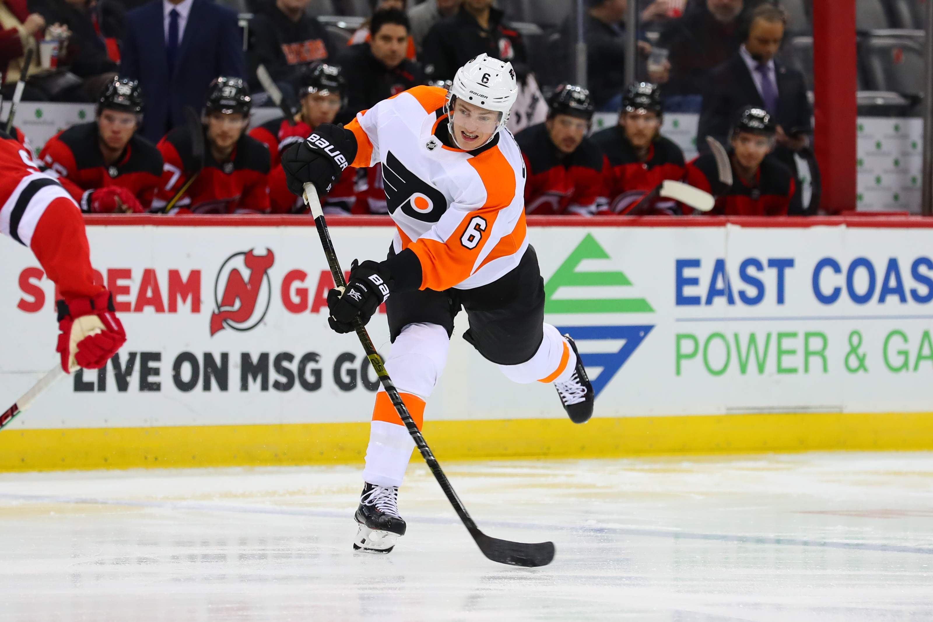Philadelphia Flyers Daily Fantasy: Travis Sanheim A Great Value Pick Tonight