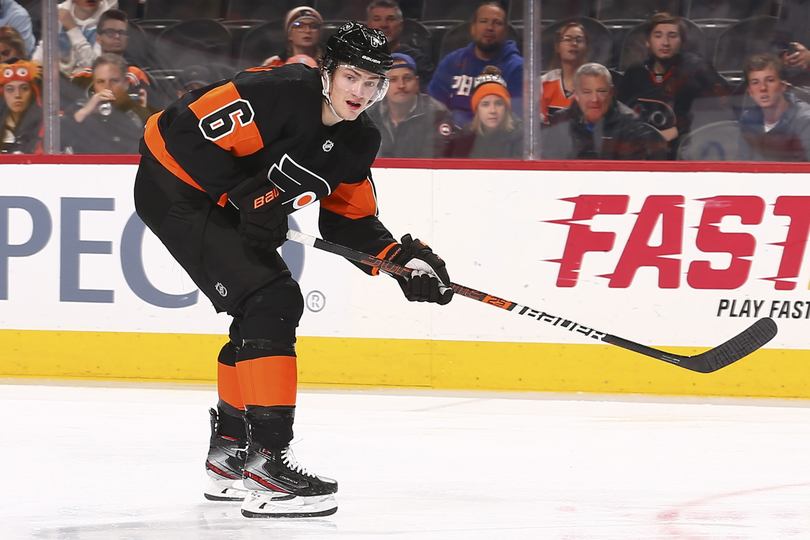 Travis Sanheim A Player To Watch For Flyers vs Jets
