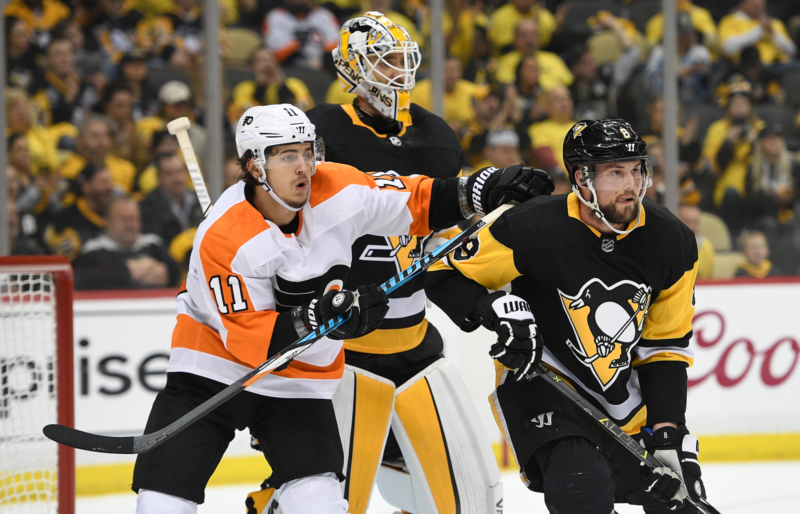 Philadelphia Flyers: A First Round Matchup With The Penguins